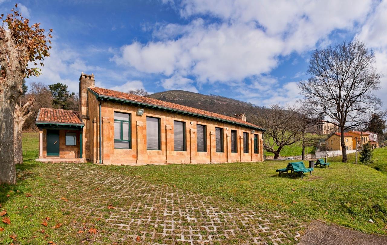 Centro de recepción e interpretación del Prerrománico asturiano