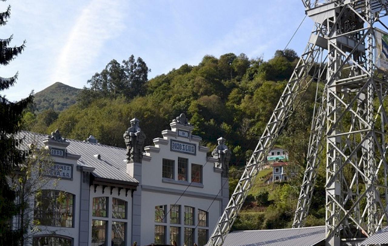 Ecomuseo Minero Valle de Samuño