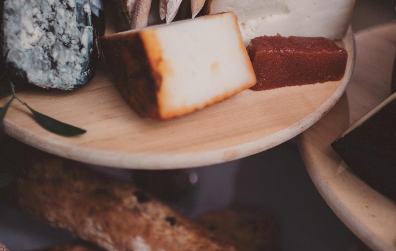 Visita a una quesería