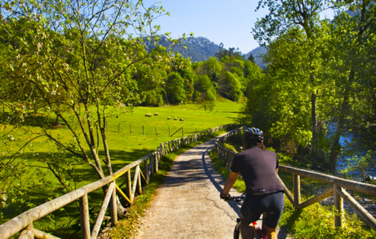 Asturias en BTT - Recorriendo Asturias