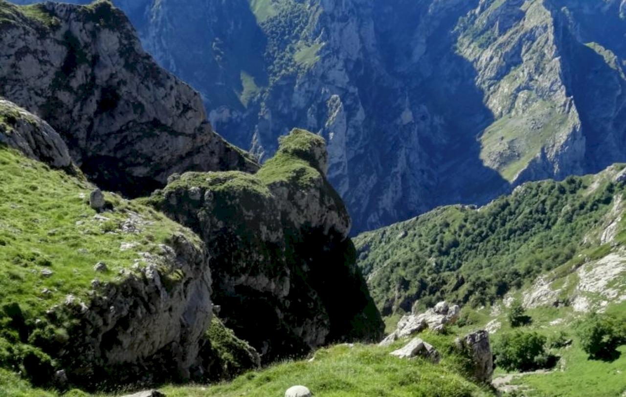 Slow Adventure en PAREJA - Picos de Europa - 2 noches