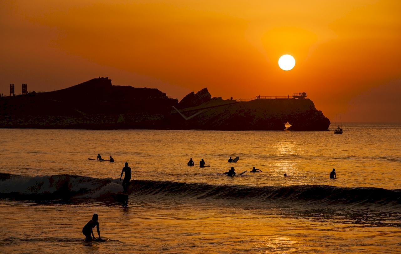 Intensivo Surf Familias